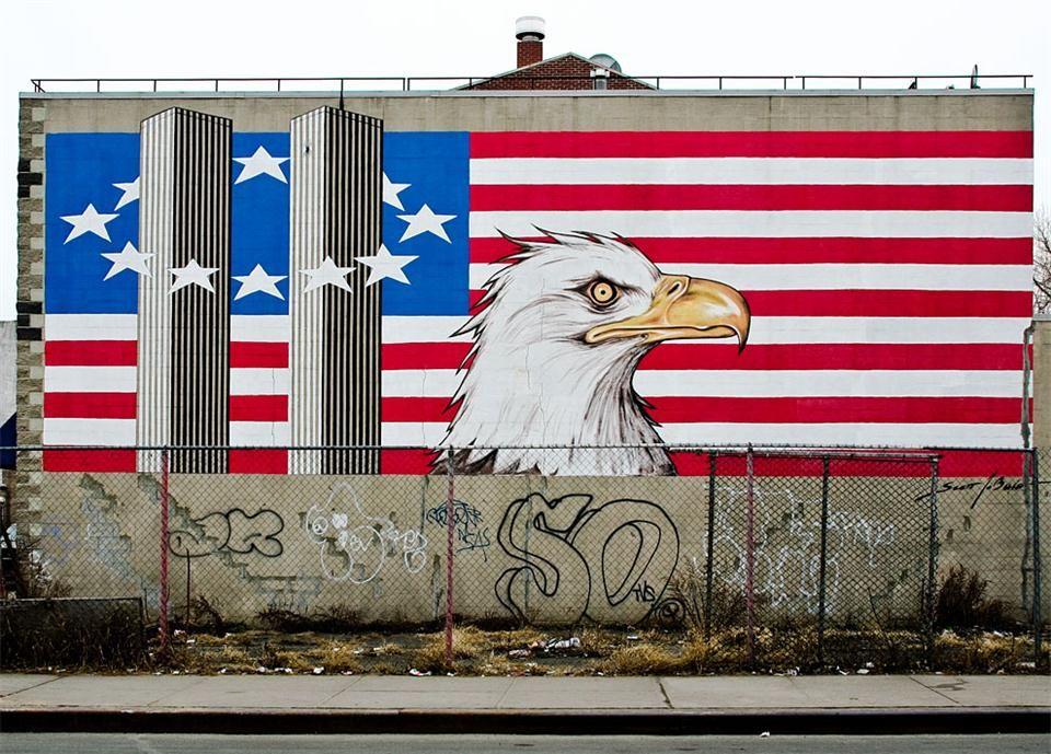 americas flags