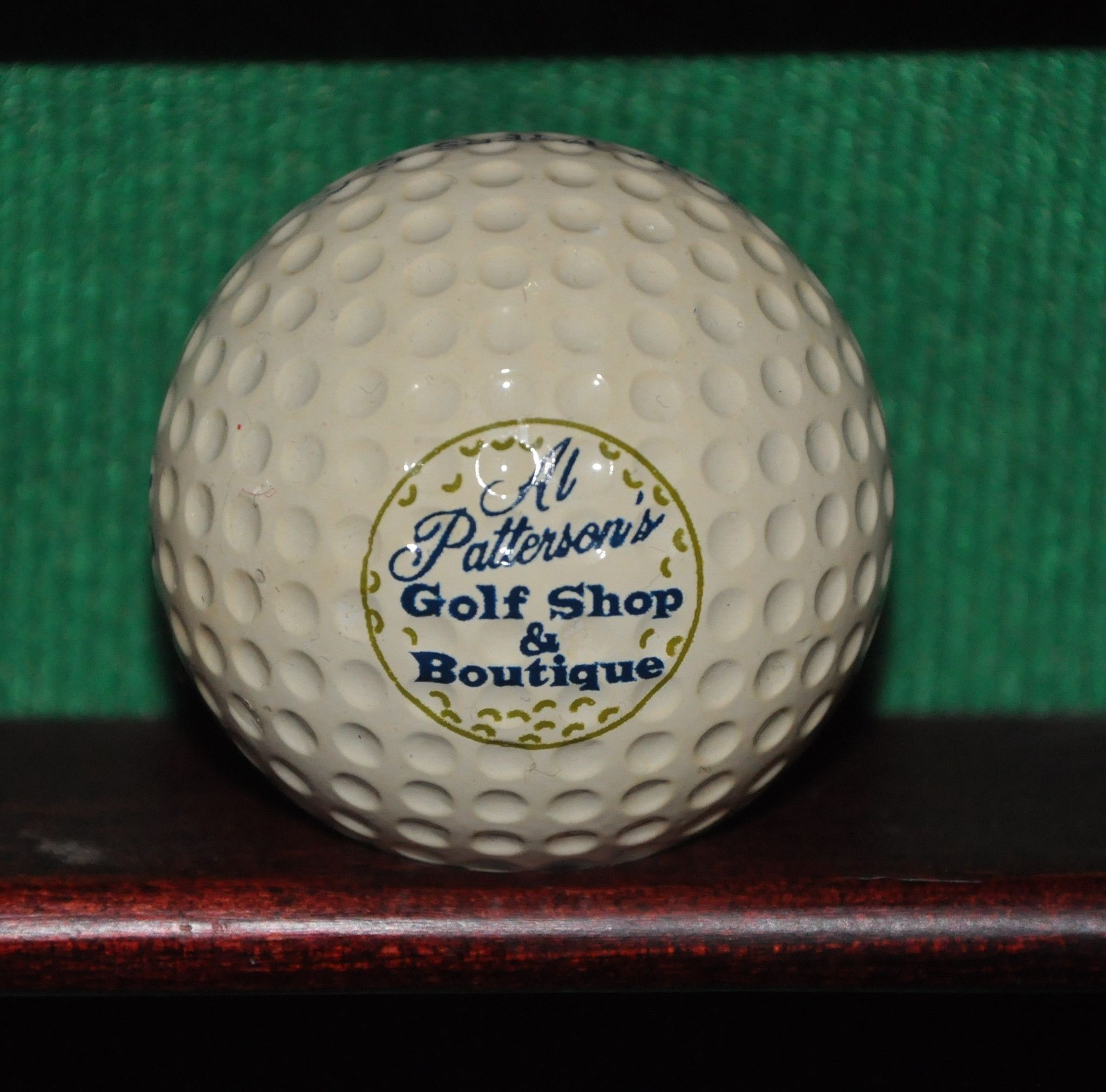 Vintage Al Patterson's Golf Shop and Boutique at Fort Meyers Country
