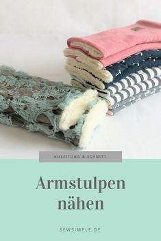 Photo of ᐅ Freebook: Armstulpen nähen | Schnittmuster