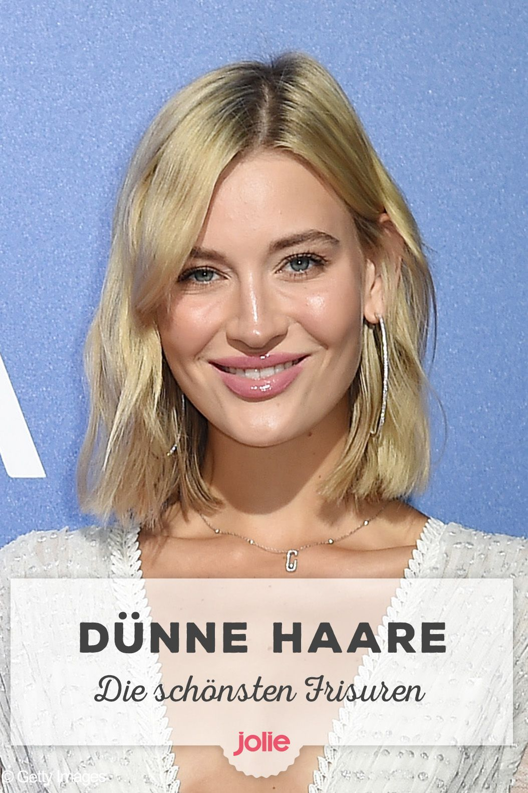 Dünnes Haar: Schöne Frisuren für feines Haar  Frisuren dünnes