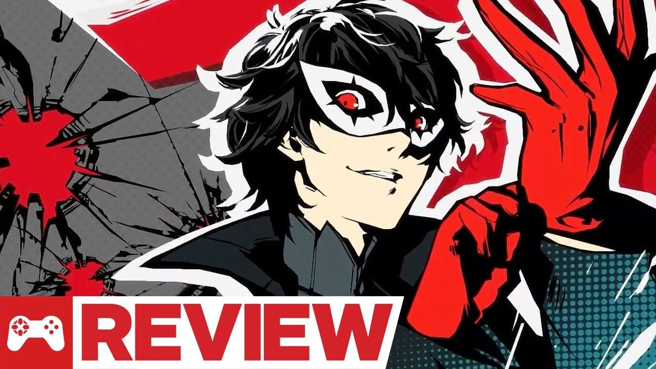 Video] Persona 5 Review from IGN - 9 7 #Playstation4 #PS4 #Sony