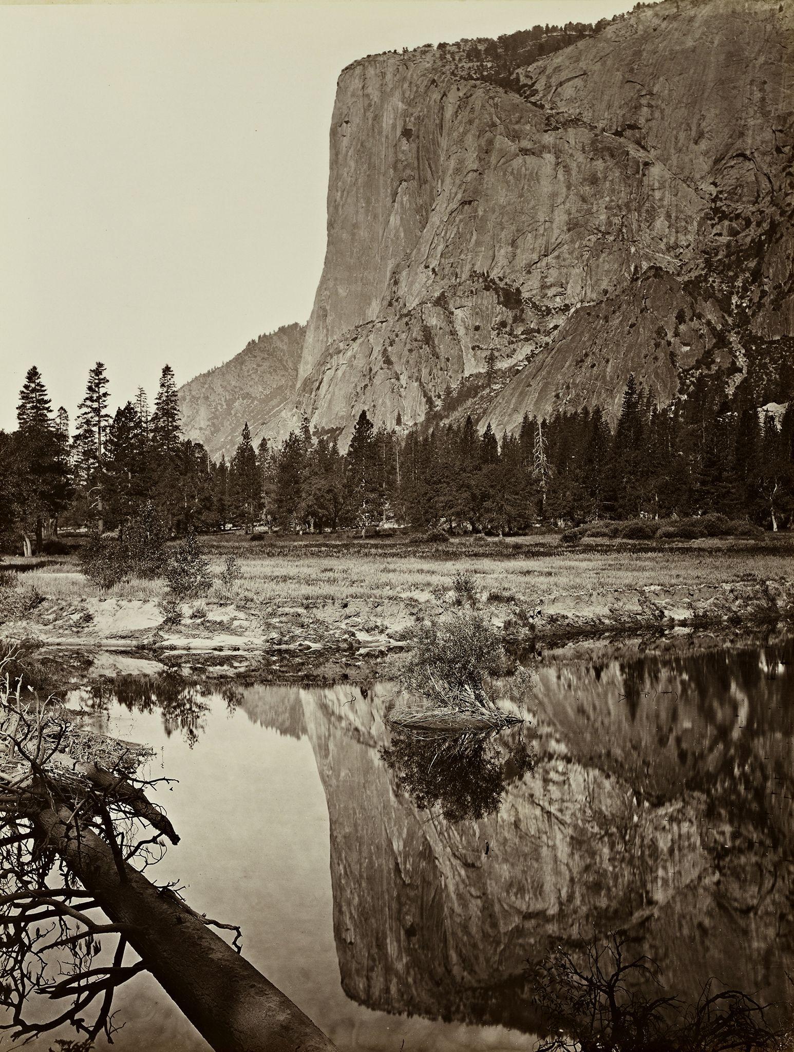 Carleton Watkins S Mammoth Vision Of Yosemite Landscape Photography Nature Vintage Nature Photography Nature Photography