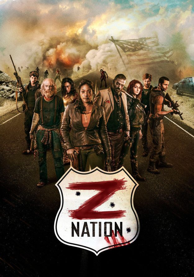 Pin de Supernatural Lover em Z nation 2 imagens