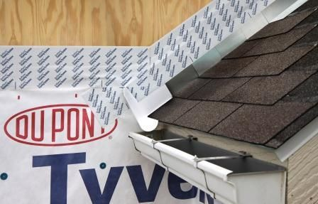 Kickout Flashing And Vinyl Siding Install Roof