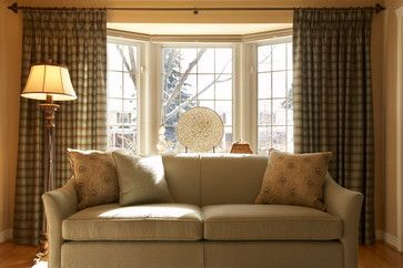 window treatment ideas for bay windows in living room small contemporary rooms design pictures remodel decor and