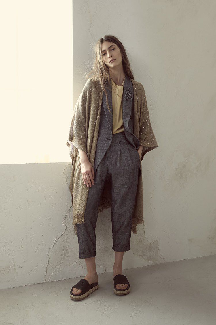 Brunello Cucinelli - Spring 2017 Ready-to-Wear