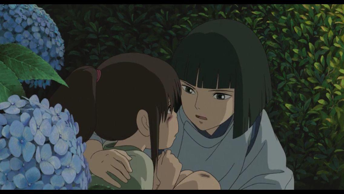 Haku x Chihiro ~ Chihiros reise ins Zauberland ♡