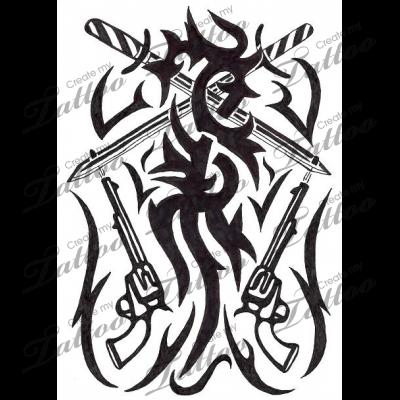 Pin On Dagger Tattoo Designs