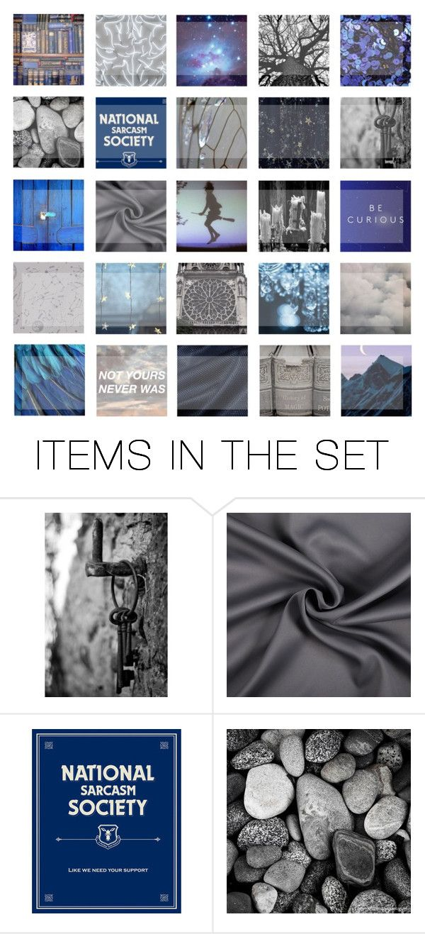 """""""Ravenclaw Moodboard"""" by holly-the-fangirl ❤ liked on Polyvore featuring art"""