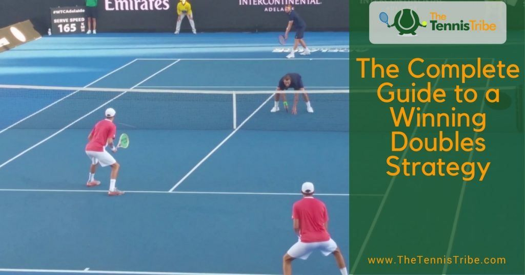 Tennis Doubles Strategy Guide Tennis Doubles Tennis Tennis Match