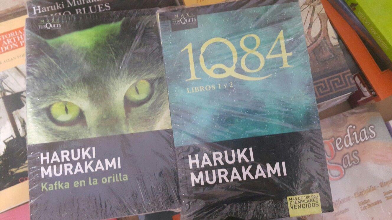 Haruki murakami kafka en la orilla 1q84 books book