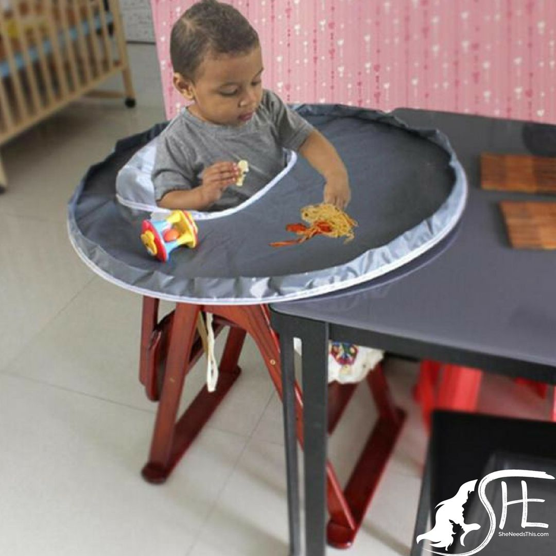 Oh My Check Out This Eco Friendly Foldable Round Table Mat