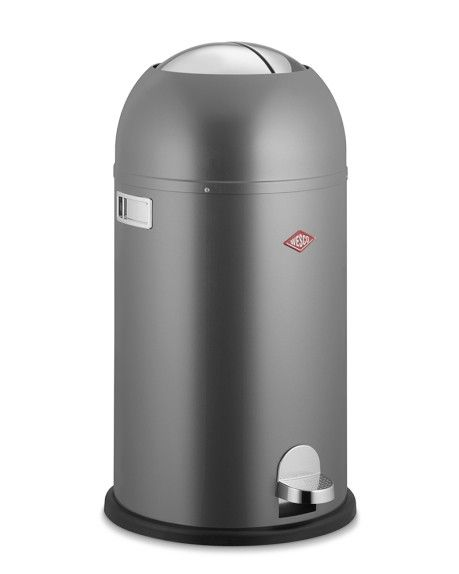 Wesco Kickmaster Trash Can 33ltr