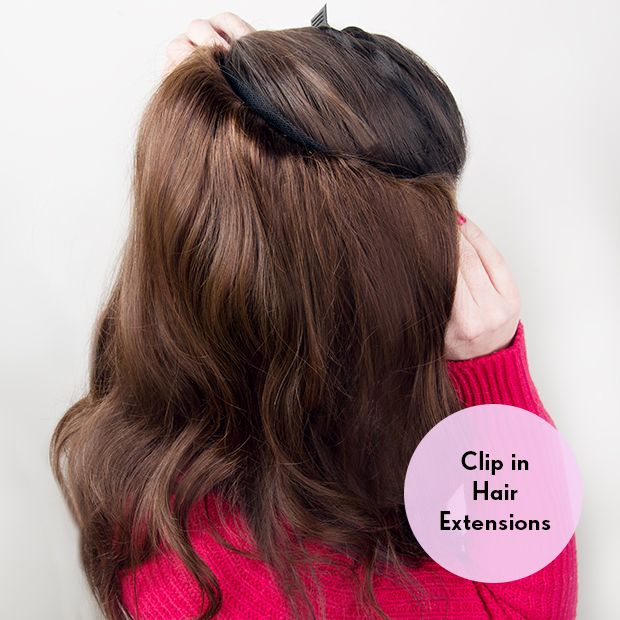 How To Use Hair Extensions For Volume Hair Nails And Makeup