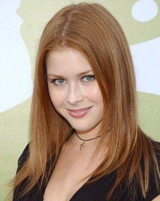 Pretty Red Renee Olstead Redhead Ginger Hair