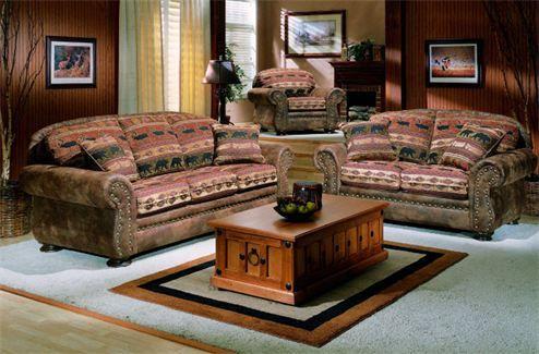 Tucson Sofa By Cambridge Of California Cabin Furniture Furniture Armchair