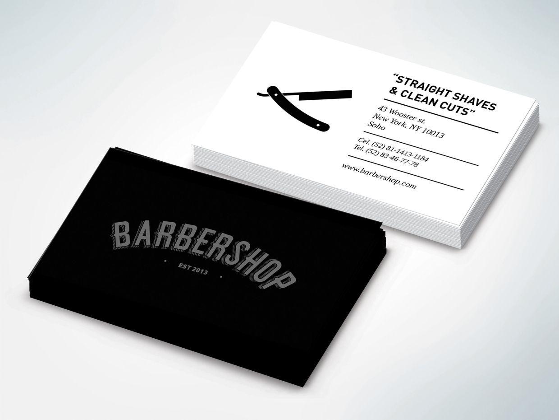 The Barbershop On Behance Fachada De Barbearia Projeto De Barbearia Decoracao Barbearia