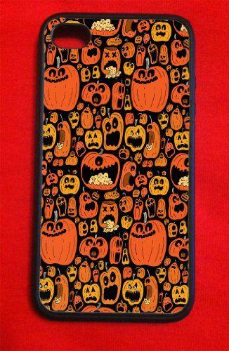 PUMPKIN HALLOWEEN PATTERN Iphone 5 Case #PUMPKIN #HALLOWEEN #PATTERN #Iphone #Case