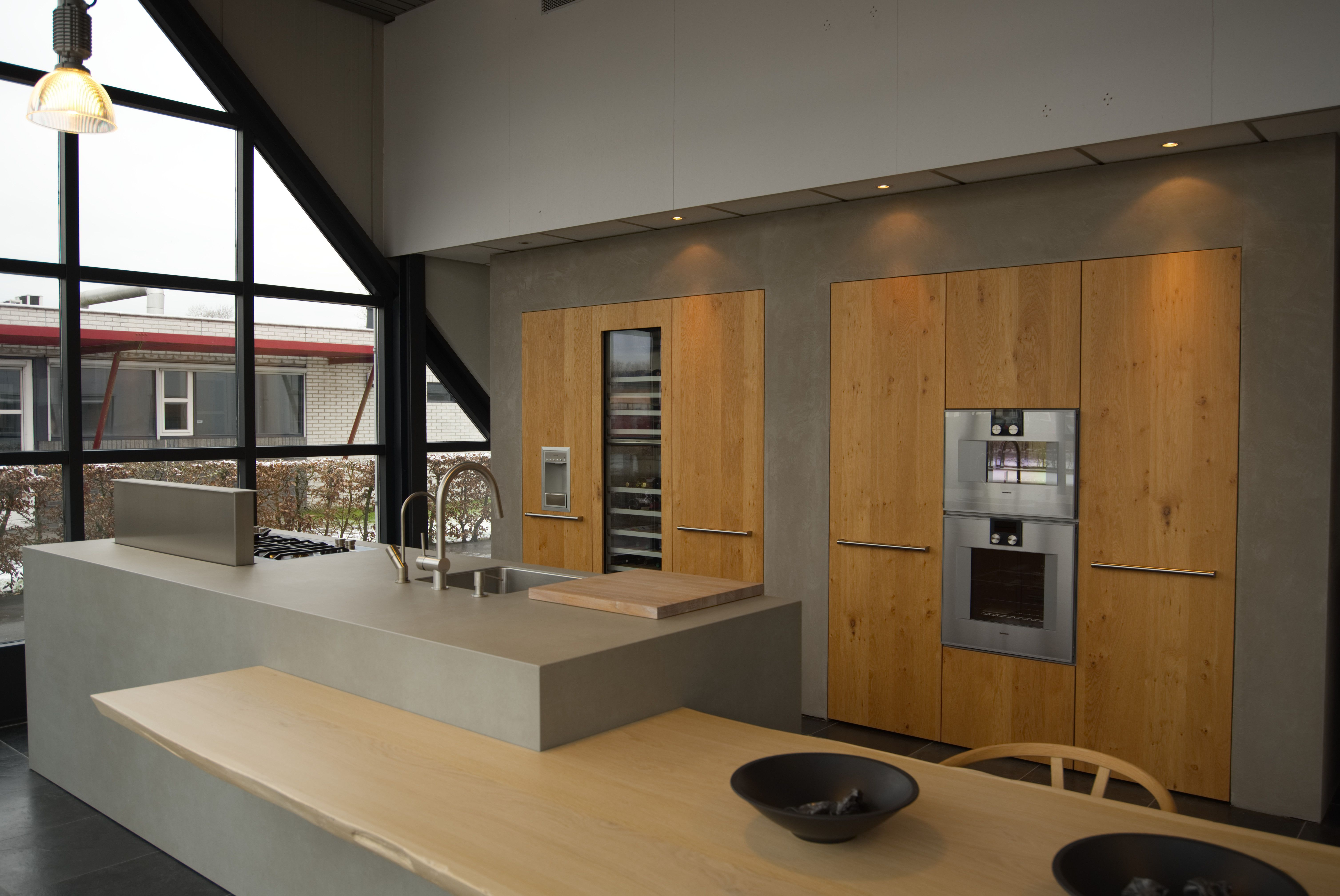 Bax Kitchen At Wijnand Keukens In Leek, The Netherlands.