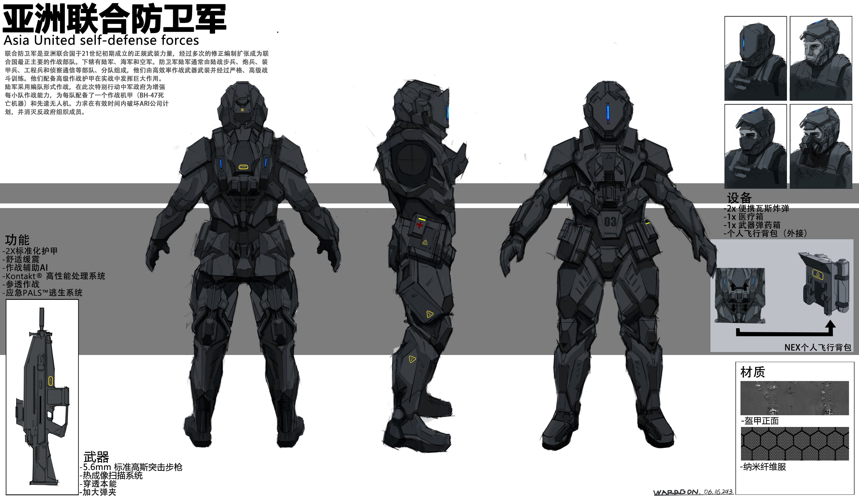 Swat Suit Backview Bing Images Mechs Character