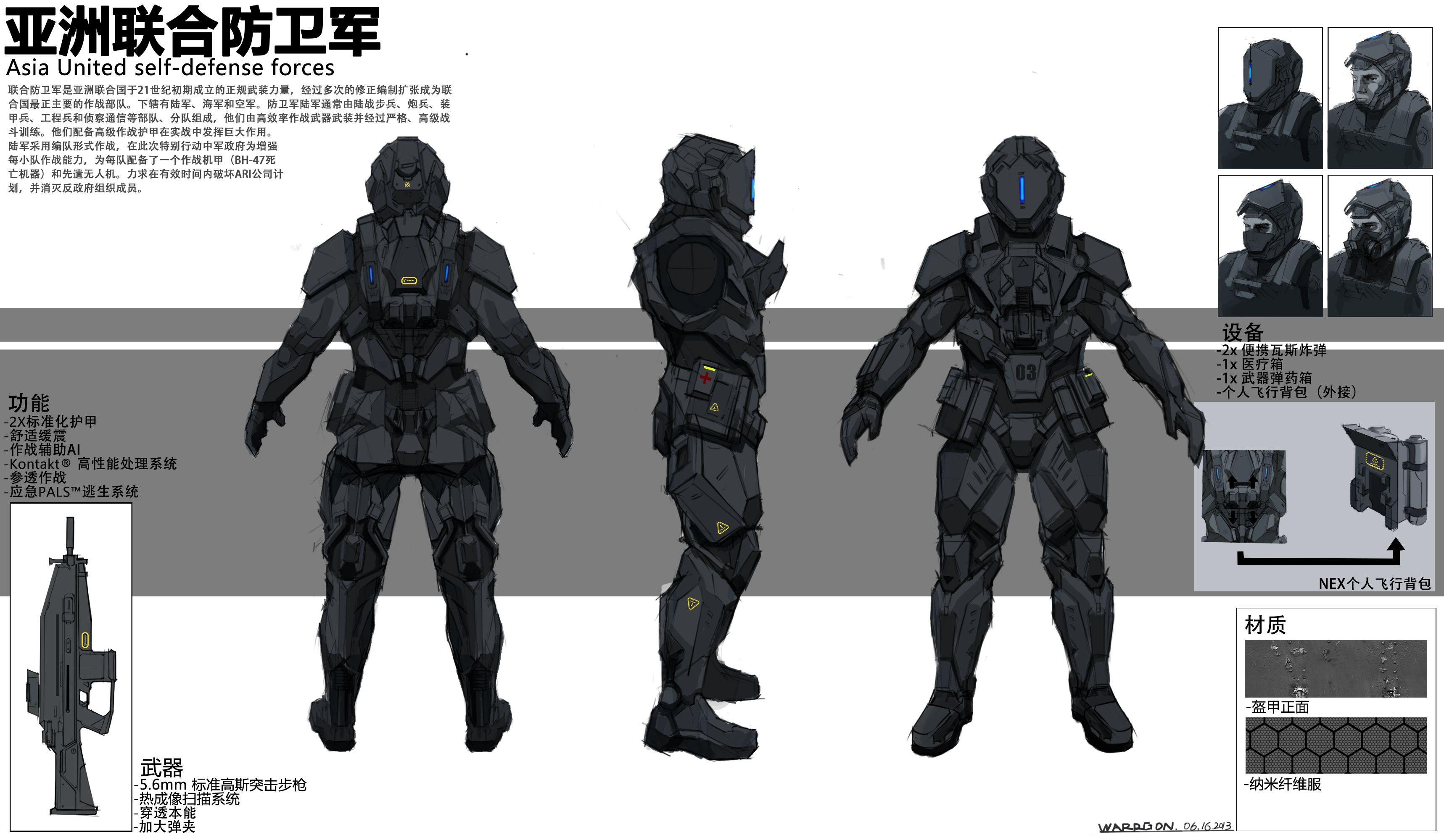 Swat Suit Backview Bing Images Mechs Pinterest