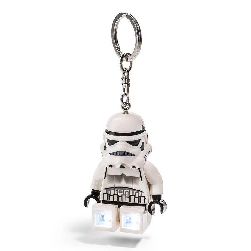 Lego Star Wars Stormtrooper Keychain With Led Light Gifts
