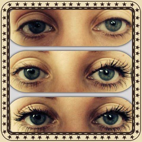 The lovely lady who took these pictures had recently had eyelash extensions and these had really damaged her natural eyelashes.  Look at the difference between the before and after!  Stop using dangerous eyelash extensions and grab one of these mascaras!!  To purchase: https://www.youniqueproducts.com/greeneyes
