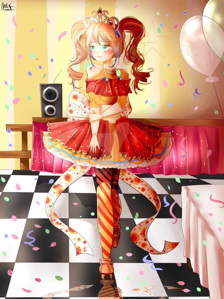 Circus Baby Fnaf Wallpapers Fnaf Baby Anime Fnaf