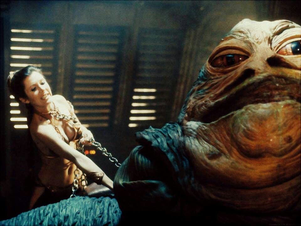 End of Jabba...