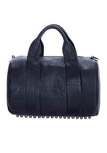 Alexa Duffle Studded Calfskin Leather Bag Violet for only  159. Get it now! 9c49d78dd1bb6