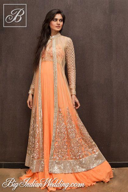 Shyamal & Bhumika designer wear for reception party   Designer ...