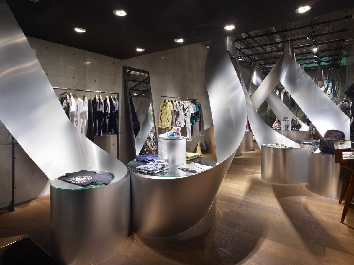 Interior Design Retail The Most Creative Retail Design Ideas  Diesel Denim Retail And .