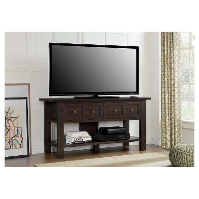 Dolan Apothecary Tv Stand For Tvs Up To 55 Wide Cherry Room Joy Tv Stand Console Home Entertainment Center