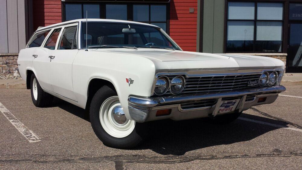 Ebay Advertisement 1966 Chevrolet Impala 1966 Chevy Impala Bel