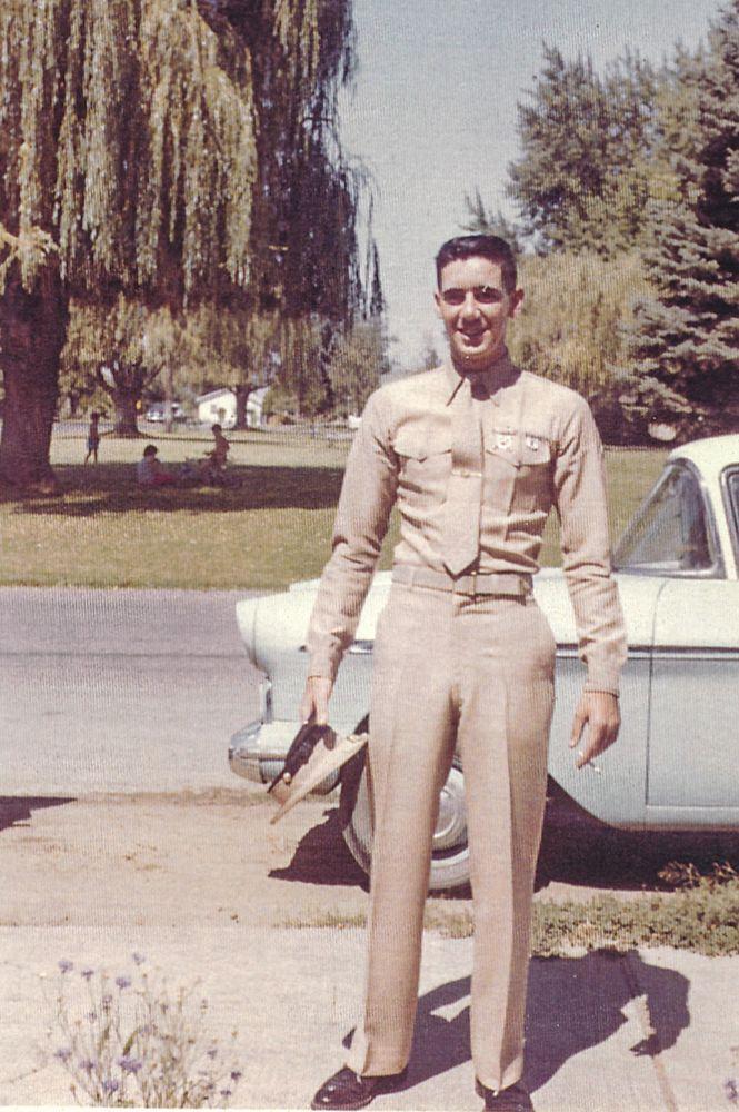 R. Lee Ermey 1962 | Vintage Cool | R lee ermey, US Marines ...