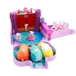 Zhu Zhu Pets Baby Activity Playset Dance Recital 29 Infant Activities Cute Toys Playset