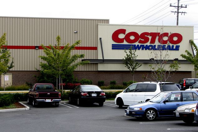 1137 PDT I arrive at the very first costco store by brappy on flickr.com