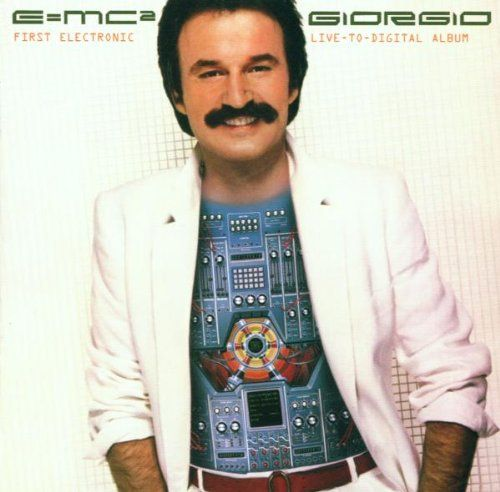 Giorgio Moroder E Mc2 Buy Vinyl Records Music Album Covers Daft Punk
