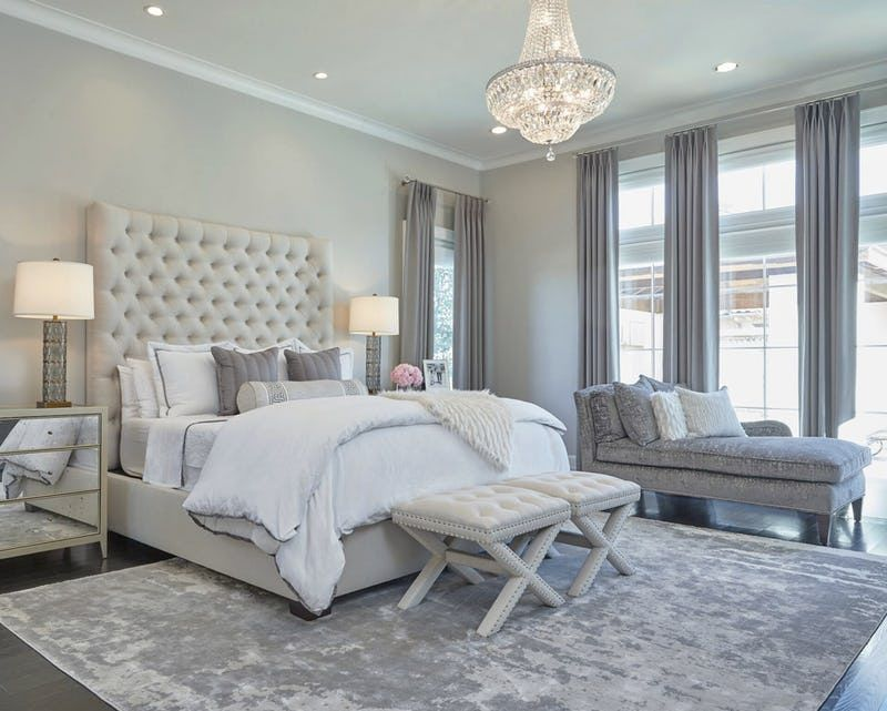 Sleeping beauties: Bedrooms this stylish are sure to guarantee sweet dreams