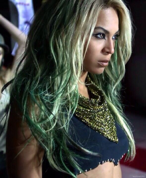 Beyonce blonde green hair highlights weave hairstyle firece beyonce blonde green hair highlights weave hairstyle firece flawless dope fashion pmusecretfo Image collections
