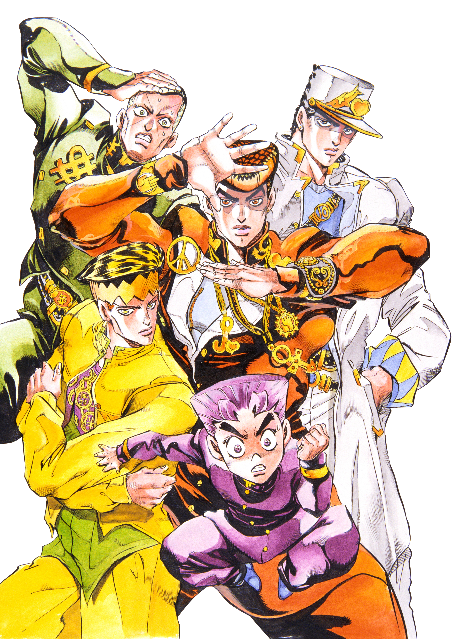 Jojo Bizarre Adventure Wallpaper Google Search Jojo Bizarre Jojo S Bizarre Adventure Anime Jojo Bizzare Adventure