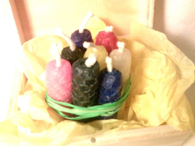 Beautious Beeswax Candles. Starting at $8 on http://tophatter.com/beautious-majick-auction