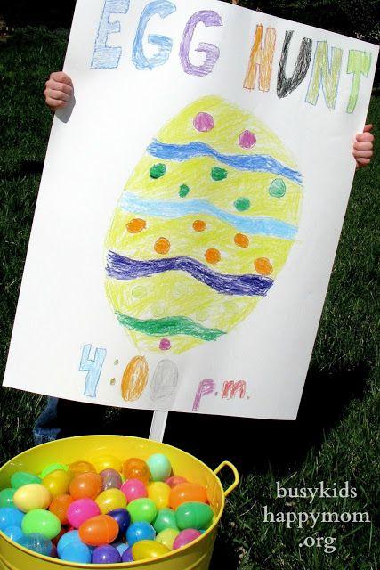 Tips For Planning A Neighborhood Easter Egg Hunt Busy Kids Happy Mom Egg Hunt Easter Egg Hunt Business For Kids