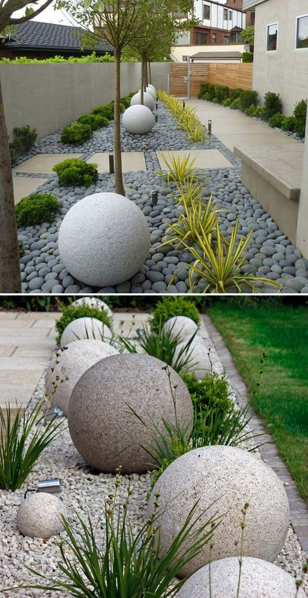 Cool Diy Garden Globes Make Your Garden More Interesting Garden Spheres Garden Globes Diy Garden Projects