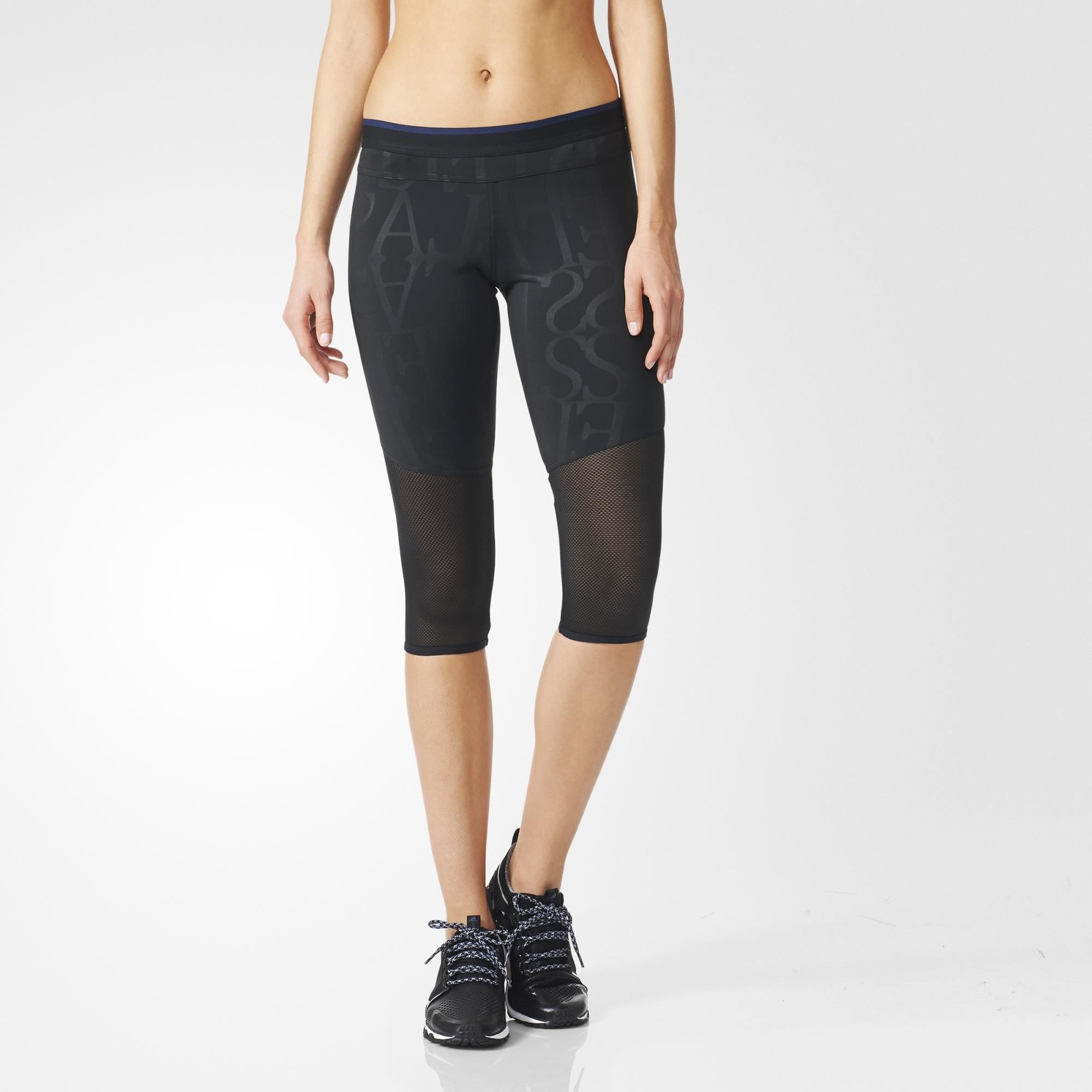 Legging 3 4 Running Performance - noir adidas  e7b98b54985