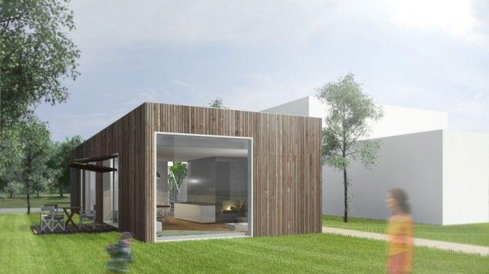 Bungalow zelfbouw070zelfbouw070 levensloopbestendig for Kleine huizen bouwen