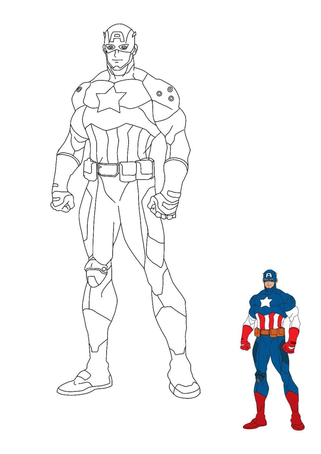 Pin On Captain America