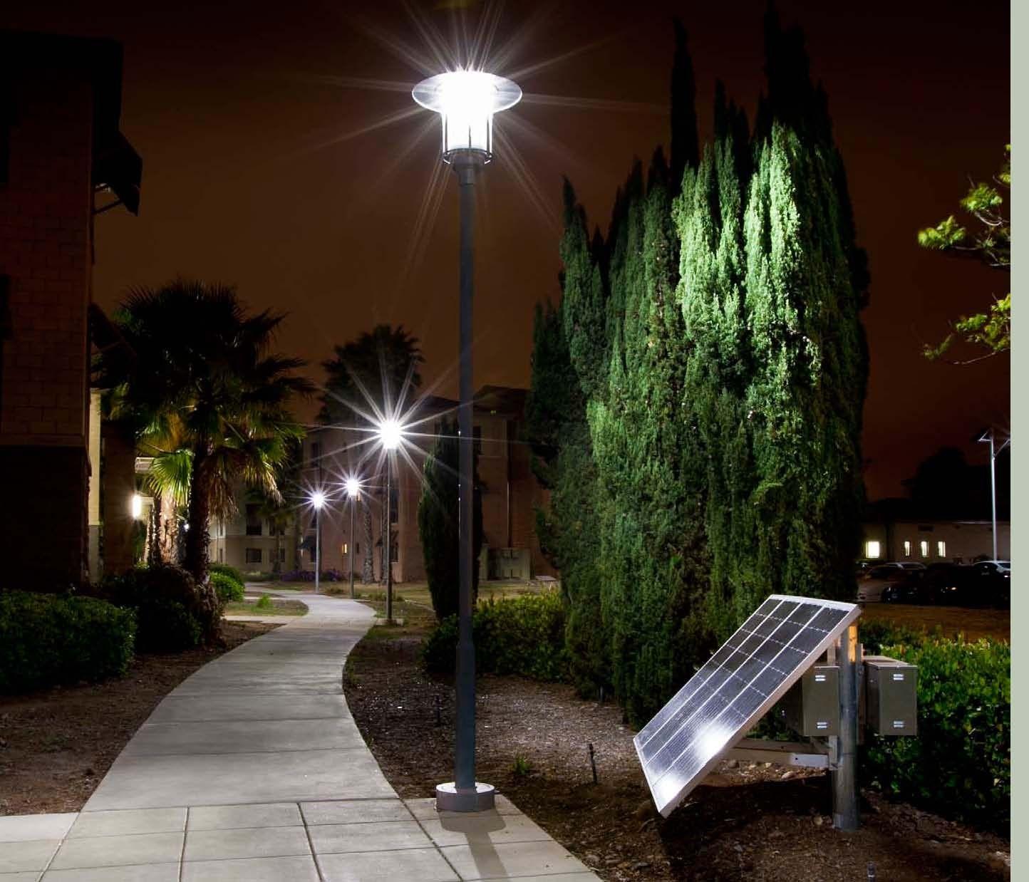 Sidewalk Lighting Fixtures