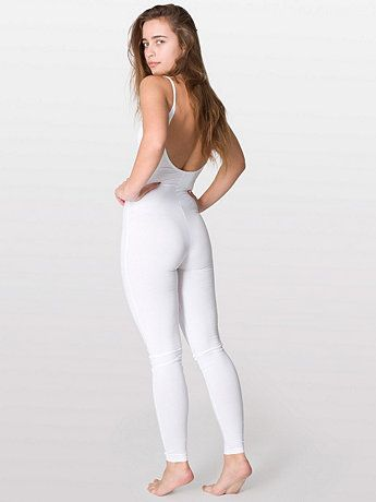 american apparel style this unitard can be used as a layer piece under a skirt or as an adventurous fashion statement by itself