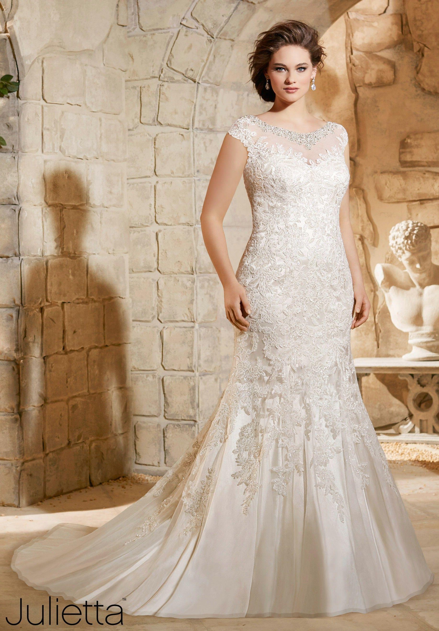 Mori Lee Julietta Wedding Dresses - Style 3188 [3188] - $1,300.00 ...